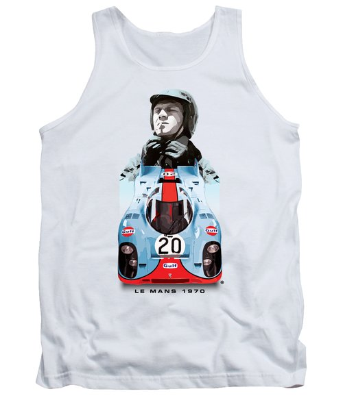 Lemans Racing Tank Top