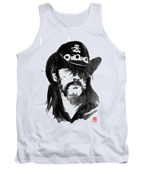 Lemmy Kilmister Tank Top