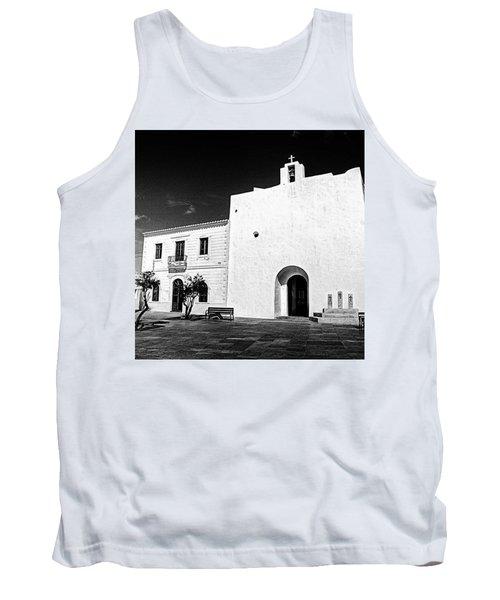 Fortified Church, Formentera Tank Top