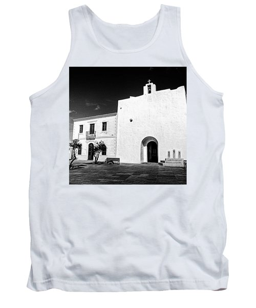 Fortified Church, Formentera Tank Top