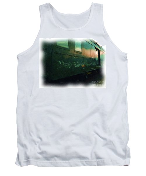 Let It Roll Baby Roll Tank Top
