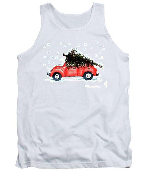 Let It Snow Tank Top