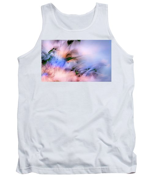 Let The Winds Of The Heavens Dance Tank Top by Theresa Tahara