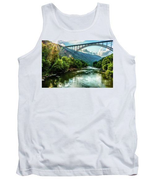 Let Your Light Shine Tank Top
