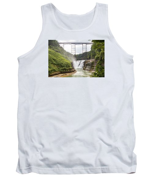 Letchworth Upper Falls Tank Top