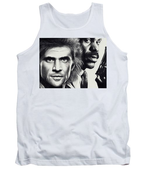 Lethal Weapon 2 Tank Top