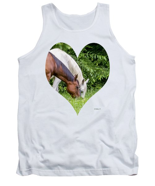 Let's Eat Out Tank Top