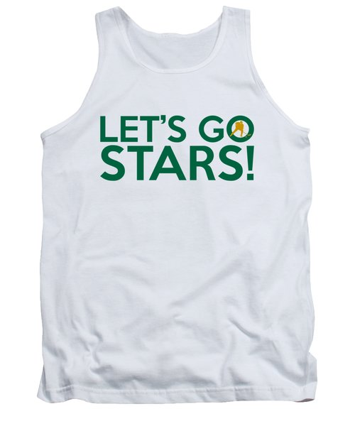 Let's Go Stars Tank Top by Florian Rodarte