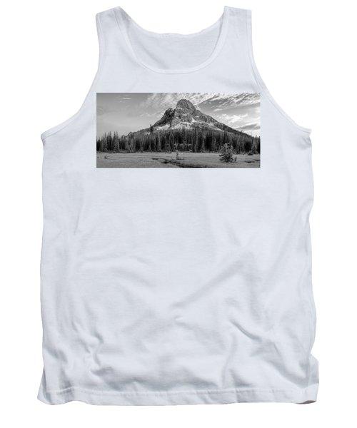 Liberty Mountain At Sunset Tank Top
