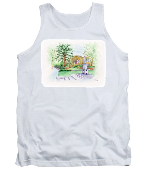 Library A Carnegie Original Tank Top