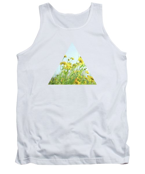Lie Back And Think Of England Tank Top