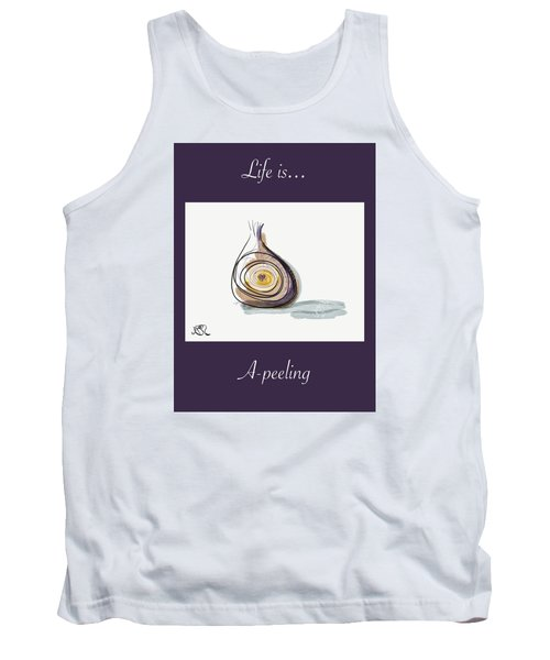 Life Is A-peeling Tank Top