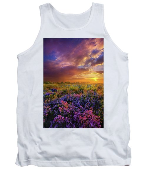 Life Is Measured In Moments Tank Top