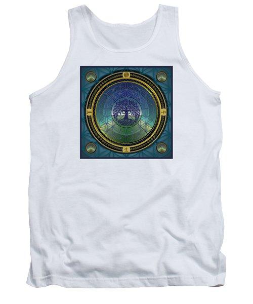 Life Mandala Tank Top