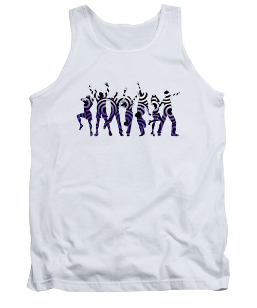 Life Of The Party Ultraviolet Tank Top