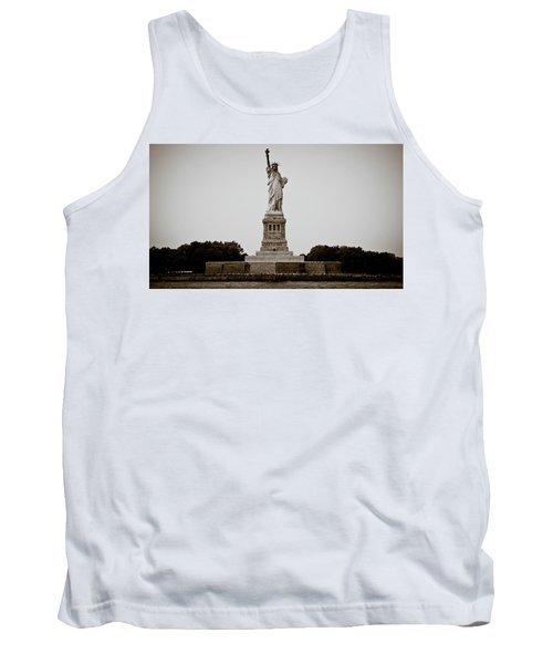 Tank Top featuring the photograph Liftin' Me Higher by David Sutton