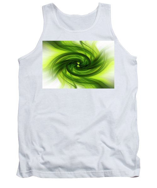 Light Abstract 8 Tank Top