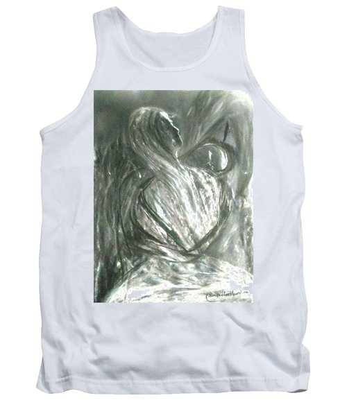 Light And Shadow Tank Top