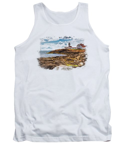 Light On The Sea Tank Top