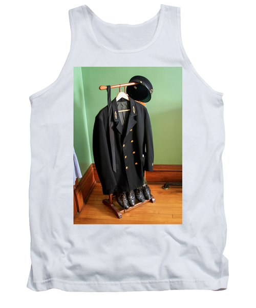 Lighthouse Keeper Uniform Tank Top