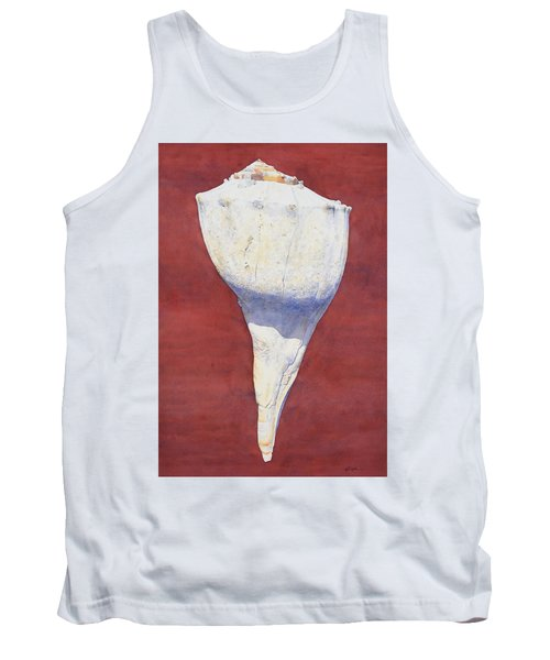 Lightning Whelk Conch II Tank Top