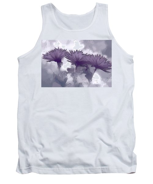 Lilac Fancy Tank Top