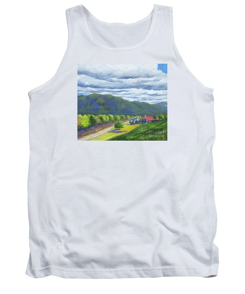 Lil's Place Tank Top by Anne Marie Brown