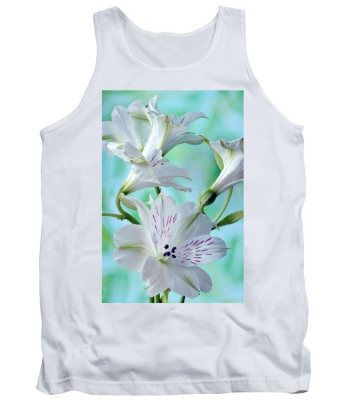 Lily Of The Incas Tank Top by Terence Davis