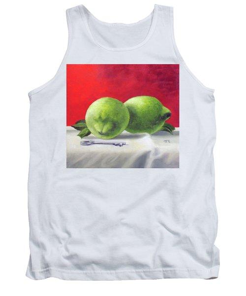 Limes Tank Top