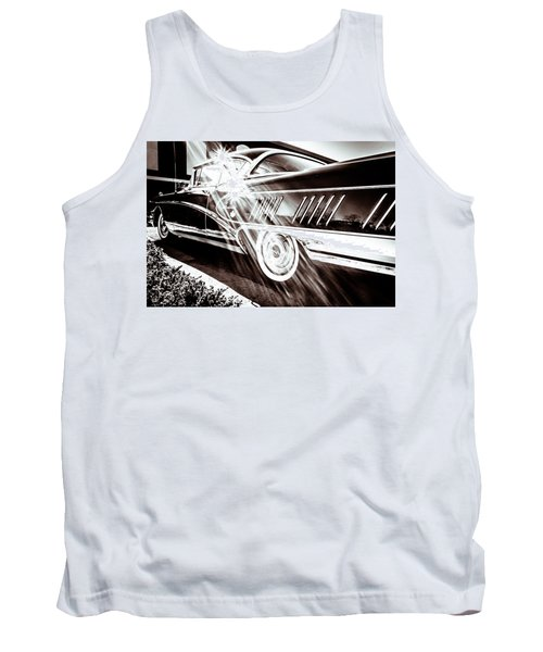 Tank Top featuring the photograph Limited by Wade Brooks