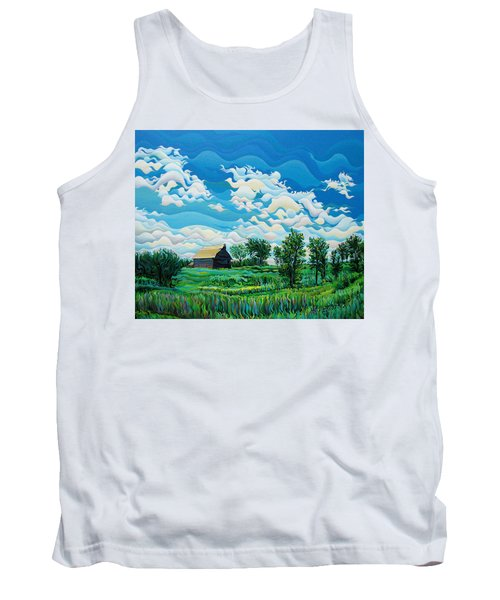 Limitless Afternoon Dreams Tank Top