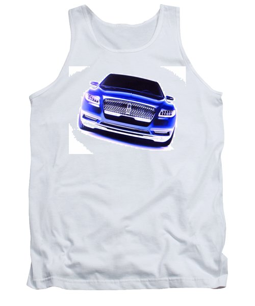 Lincoln Continental Tank Top