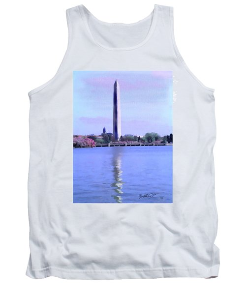 Washington Monument, Dc Tank Top