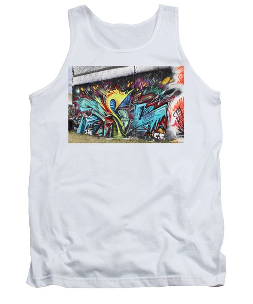 Lincoln Street Tank Top by Sheila Mcdonald