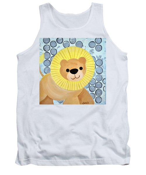 The Blessing Of The Lion Tank Top