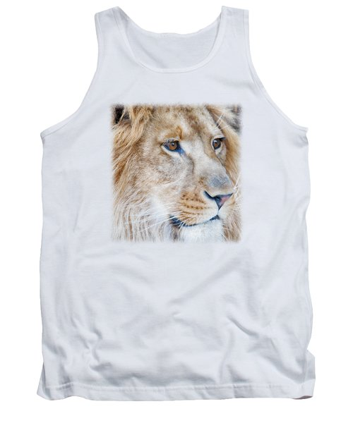 Lion T-shirt V1 Tank Top