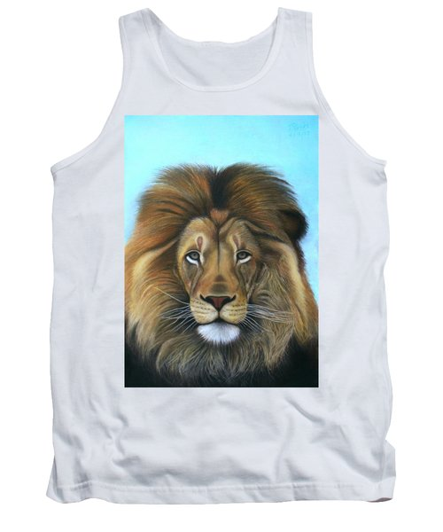 Lion - The Majesty Tank Top