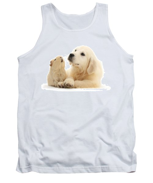 Tank Top featuring the photograph Listen When I'm Tellin Ya by Warren Photographic