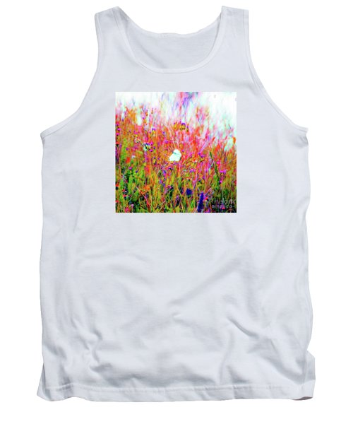 Little Butterfly Fly Tank Top
