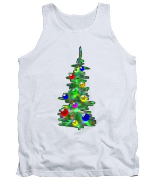 Little Christmas Tree Tank Top