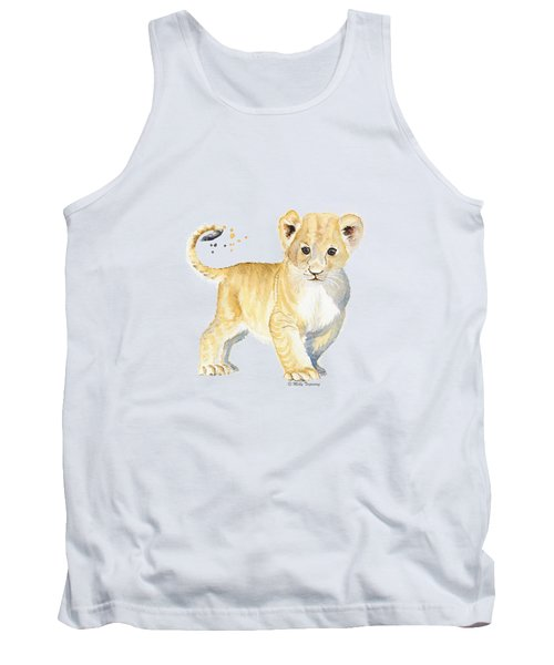 Little Lion Tank Top