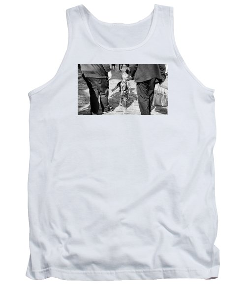 Little Man Tank Top