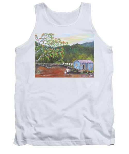 Little Paradise Tank Top