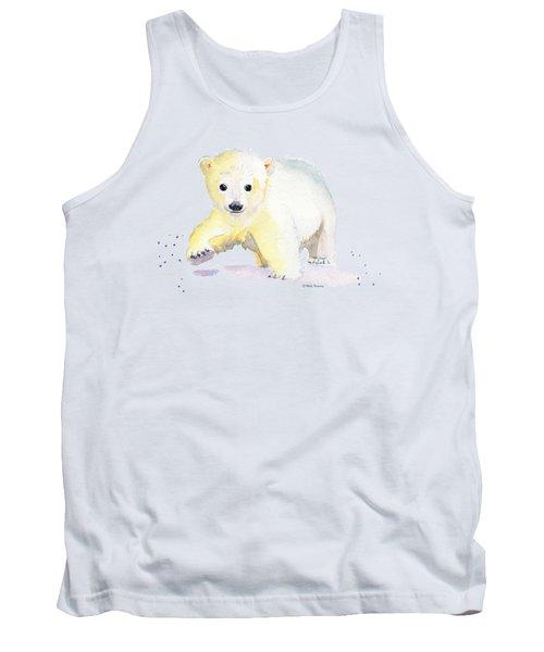 Little Polar Bear Tank Top
