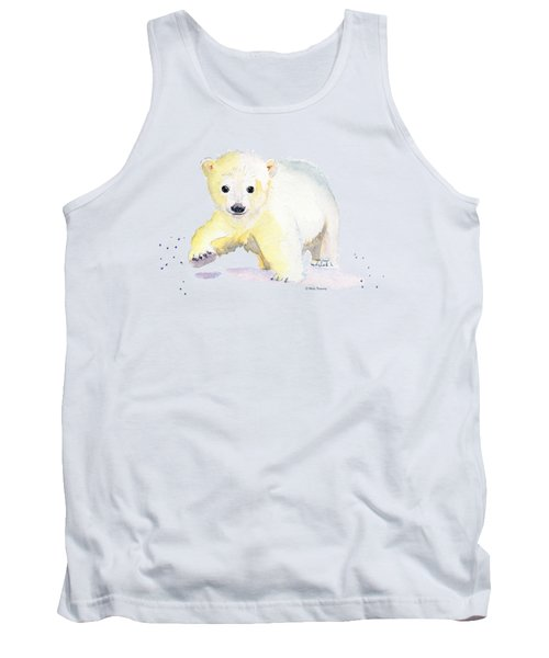 Little Polar Bear Tank Top