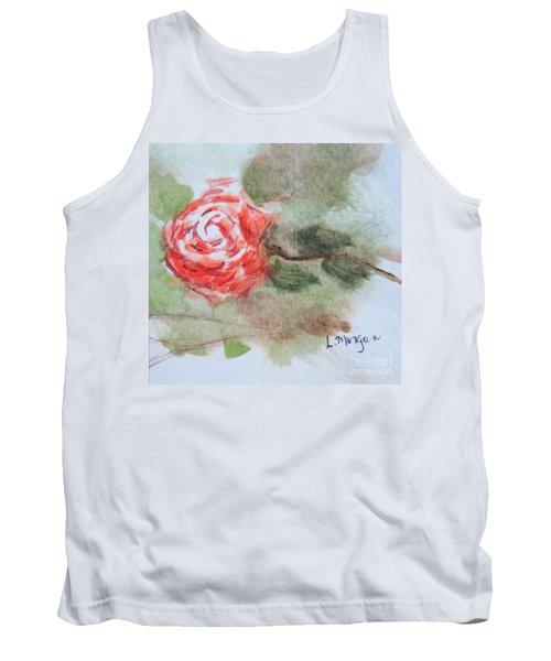 Little Rose Tank Top