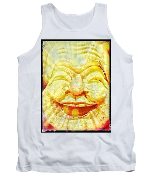 Live, Love, Laugh Tank Top