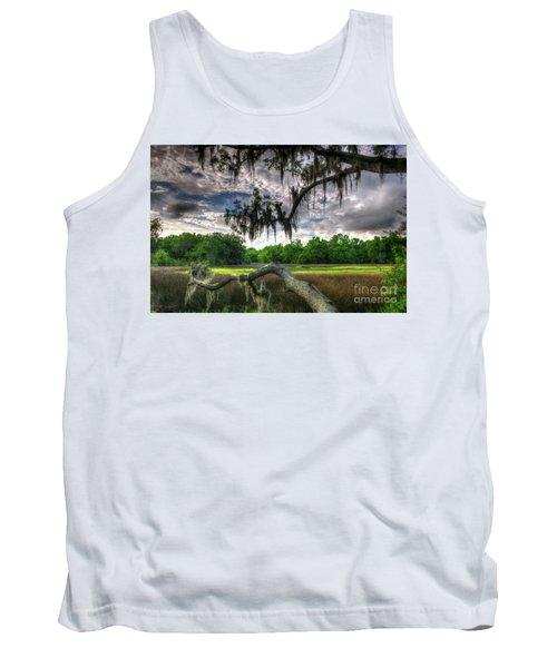 Live Oak Marsh View Tank Top