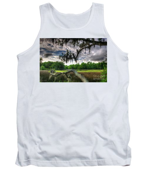 Live Oak Marsh View Tank Top