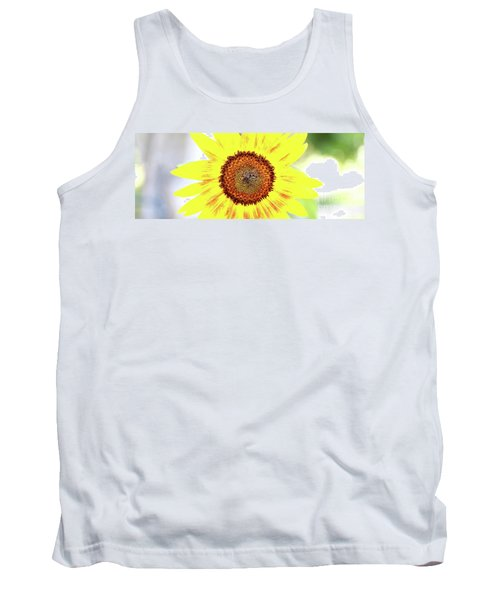Live Simply Bloom Wildly Tank Top